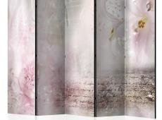 Paraván - Delicate Lilies II [Room Dividers]